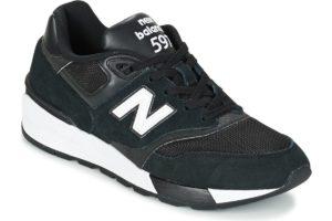 new balance-597-mens-black-ml597aac-black-trainers-mens