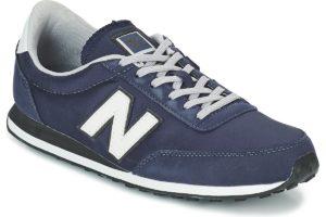 new balance-u410 s (trainers) in-womens-blue-u410an-blue-trainers-womens
