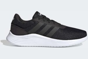 adidas-lite racer 2.0s-mens-black-EG3278-black-trainers-mens