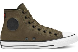 converse-all star high-womens-green-166004C-green-trainers-womens