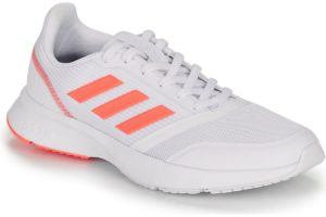 adidas-nova flow trainers in-womens-white-eh1379-white-trainers-womens