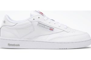 reebok-club c 85-Men-white-AR0455-white-trainers-mens