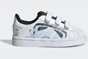 adidas-superstar star wars stormtroopers-boys