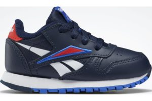 reebok-classic leathers-Kids-blue-EG5749-blue-trainers-boys