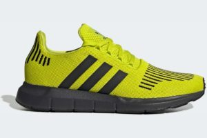 adidas-swift runs-mens-yellow-EE6797-yellow-trainers-mens