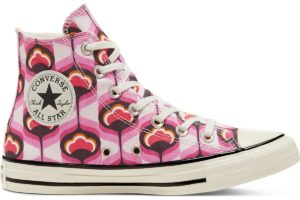 converse-all star high-womens-red-568000C-red-trainers-womens