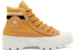 converse-all star high-womens-yellow-567161C-yellow-trainers-womens