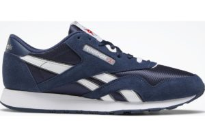 reebok-classic nylons-Men-blue-FV1595-blue-trainers-mens