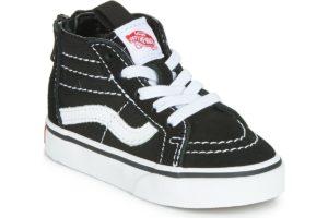 vans-sk8-hi zip ss (high-top trainers) in-boys