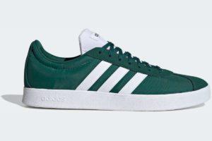 adidas-vl court 2.0s-mens-green-EG3941-green-trainers-mens