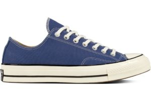 converse-all star ox-mens-blue-162064C-blue-trainers-mens