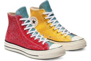 converse-all star high-womens-red-164694C-red-trainers-womens