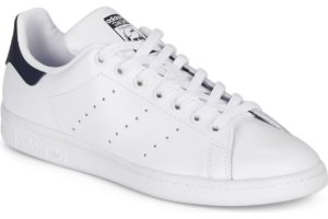 adidas-stan smith s (trainers) in-womens-white-s81020-white-trainers-womens