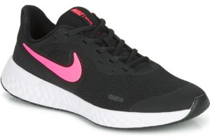 nike-revolution 5 gs s sports trainers () in-boys