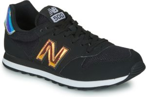 new balance-500 s (trainers) in-womens-black-gw500hgw-black-trainers-womens