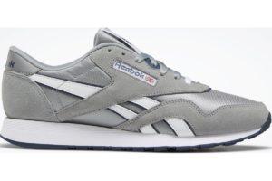reebok-classic nylons-Men-grey-FV1594-grey-trainers-mens
