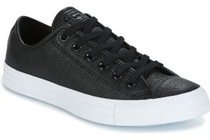 converse-all star ox-womens-black-157667c-black-trainers-womens