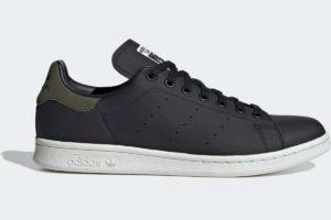 adidas-stan smiths-mens-black-FV4116-black-trainers-mens