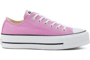 converse-all star ox-womens-pink-566756C-pink-trainers-womens