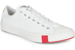 converse-all star ox-womens-white-166737c-white-trainers-womens