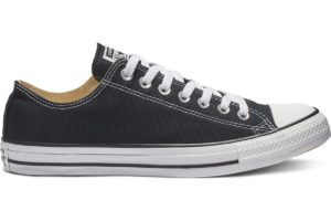 converse-all star ox-womens-black-167493C-black-trainers-womens