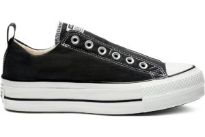 converse-all star ox-womens-black-563456C-black-trainers-womens