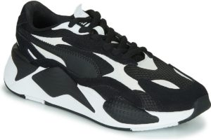 puma-rs-x3 s (trainers) in-womens-black-372884-07-black-trainers-womens