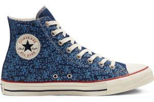 converse-all star high-womens-blue-168038C-blue-trainers-womens