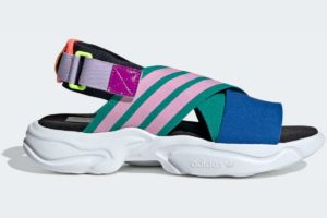 adidas-magmur sandals-womens-green-EF5864-green-trainers-womens