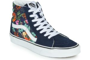 vans-sk8-hi s (high-top trainers) in-womens-blue-vn0a4u3cwh91-blue-trainers-womens