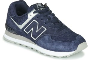 new balance-574 s (trainers) in-womens-blue-wl574ey-blue-trainers-womens