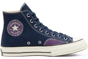 converse-all star high-mens-blue-167072C-blue-trainers-mens