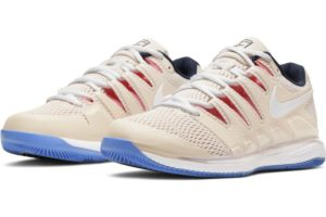 nike-court air zoom-womens-beige-aa8027-110-beige-trainers-womens