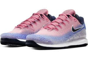nike-court air zoom-womens-blue-ar8835-406-blue-trainers-womens