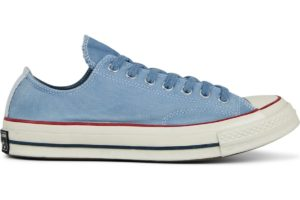 converse-all star ox-womens-blue-167411C-blue-trainers-womens