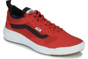 vans-ultrarange exos (trainers) in-mens-red-vn0a4u1kred1-red-trainers-mens