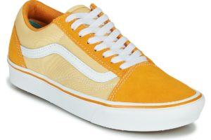 vans-old skool s (trainers) in-womens-yellow-vn0a3wmawx21-yellow-trainers-womens