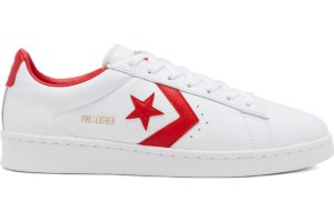 converse-pro leather-womens-red-167970C-red-trainers-womens