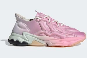 adidas-ozweego techs-womens-pink-EF4296-pink-trainers-womens