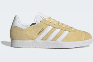 adidas-gazelles-mens-yellow-EF5599-yellow-trainers-mens