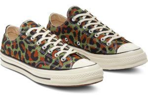 converse-all star ox-mens-green-167498C-green-trainers-mens