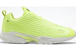 reebok-dmx thrills-Unisex-yellow-EG5993-yellow-trainers-womens