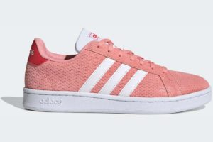 adidas-grand courts-womens-pink-EG4226-pink-trainers-womens