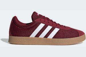 adidas-vl court 2.0s-mens-burgundy-EG3983-burgundy-trainers-mens