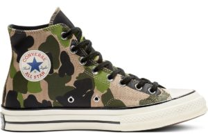 converse-all star high-womens-green-163407C-green-trainers-womens