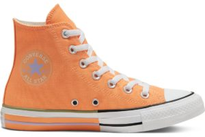 converse-all star high-womens-orange-167634C-orange-trainers-womens