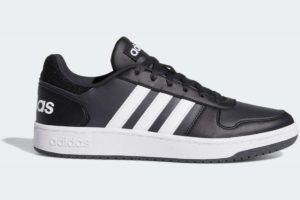 adidas-hoops 2.0s-mens-black-B44699-black-trainers-mens