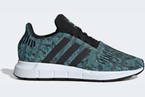 adidas-swift runs-mens-green-EE4440-green-trainers-mens