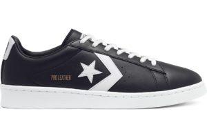 converse-pro leather-mens-black-167238C-black-trainers-mens