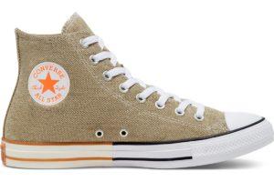 converse-all star high-womens-beige-167658C-beige-trainers-womens